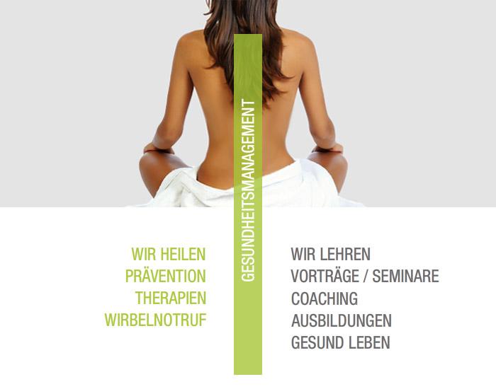 Elementare Gesundheit alternative Orthopädie